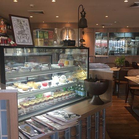 Ban Khok, Thái Lan: Mae Yui River Cafe