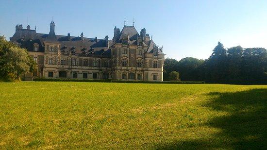 Château de Menetou-Salon au soleil