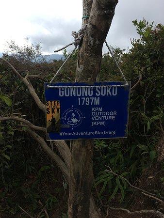 Perak, Malaysia: The peak