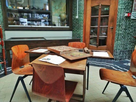 Schoolmuseum Schooltijd