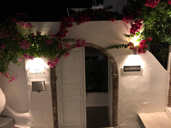Canaves Oia Hotel: Beautiful...Beautiful...
