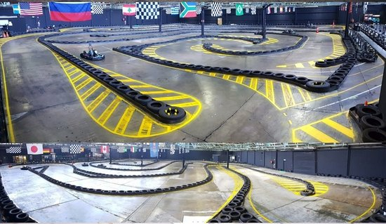Extreme Indoor Go Karting Sydney