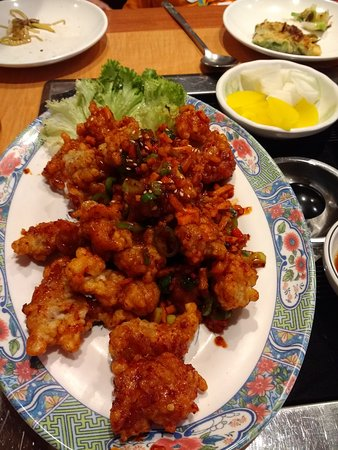 Tripadvisor Korean Restaurant London