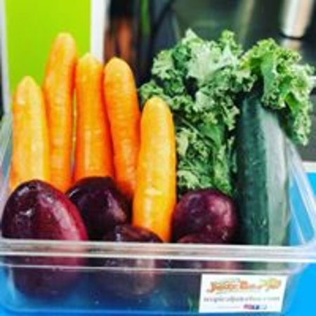 Passaic, NJ: All of our products are fresh especially our juices and smoothies!