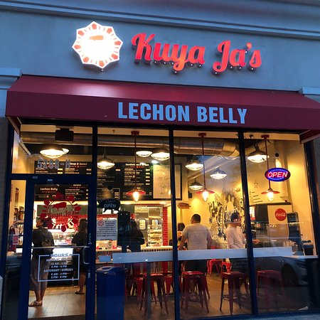Kuya Jas Lechon Belly Rockville Restaurant Reviews Phone Number