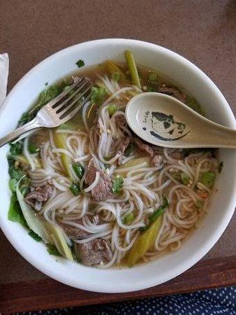 Thai Noodle Soup