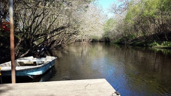 Canoe Outpost - Little Manatee River: Feb 2016