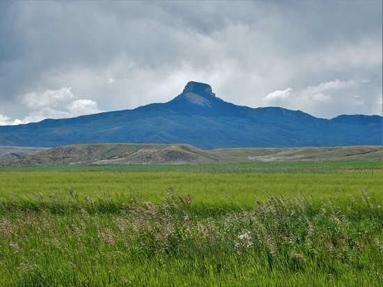 Heart Mountain Interpretive Center: Heart Mountain