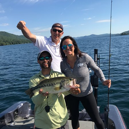 Silver Bay, Estado de Nueva York: No Fish Left Behind Fishing Guide Service