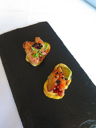"Galvin @ Windows Bar - Chef Joo Won's April ""Menu Prestige"""