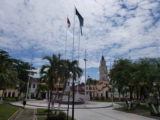 Plaza de Armas de Iquitos: 20171008_131519_large.jpg