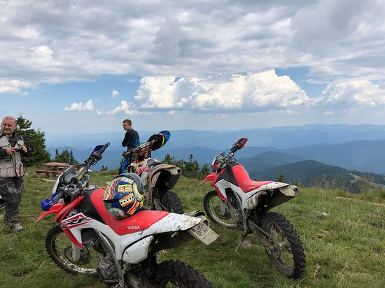 Quad Bike Holidays: View from top
