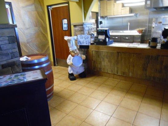 Amalfi's Italian Restaurant and Pizzeria: CHEF