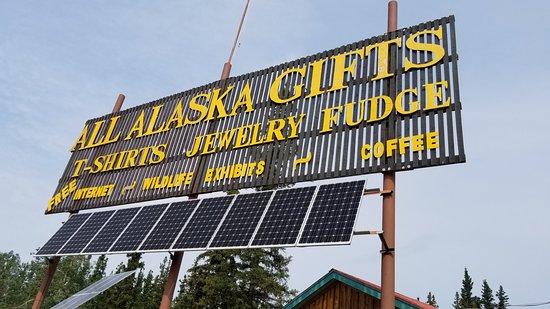 Tok, AK: All Alaska Gifts