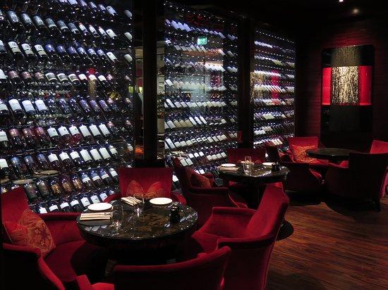 Amaranto Restaurant At Four Seasons The Mayfair