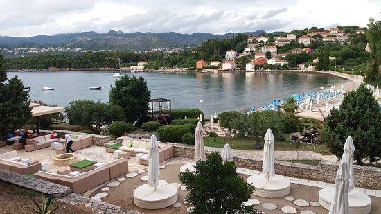 Kolocep Island, Croatia: Hotel