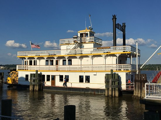 Old Town: Riverboat