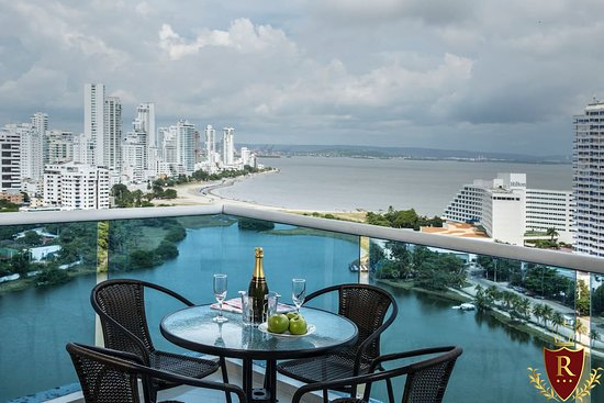 ‪‪Boca Grande‬, فلوريدا: One Of The Most Desirable Penthouses In Cartagena!‬