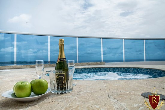 Royal Cartagena VIP: One Of The Most Desirable Penthouses In Cartagena!