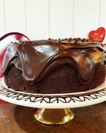 Byron, IL: Franklin Street Chocolate Cake