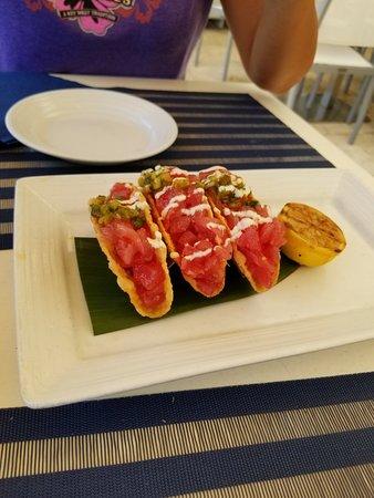 Latitudes Restaurant: 20180721_124711_large.jpg