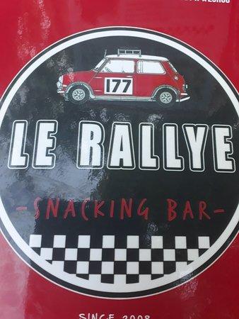 Logo van le rallye