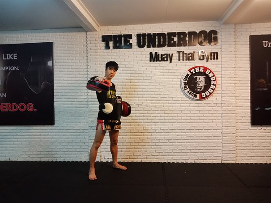 The Underdog Muay Thai Gym