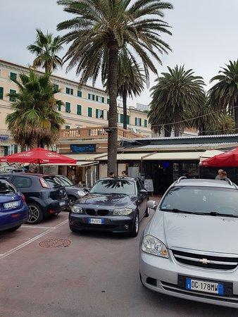 Pegli, Italy: Bar Rombo