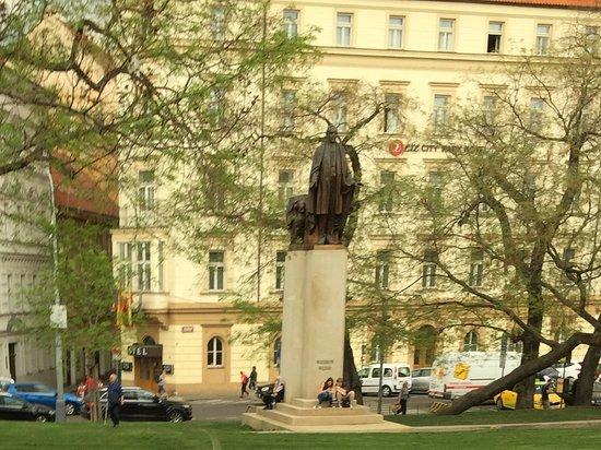 Wilsonova socha