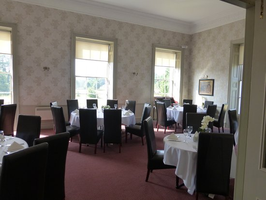 Owston, UK: Dining room