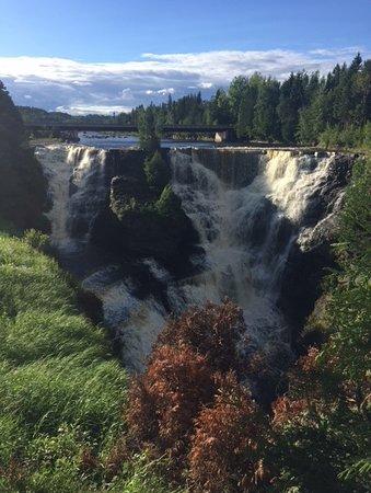 Kakabeka Falls, Canada: Beautiful