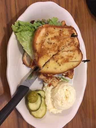 Fletcher, Carolina del Nord: Delicious sandwich