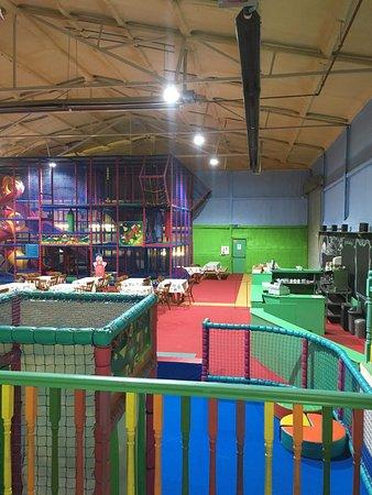 Графство Мит, Ирландия: Indoor soft play