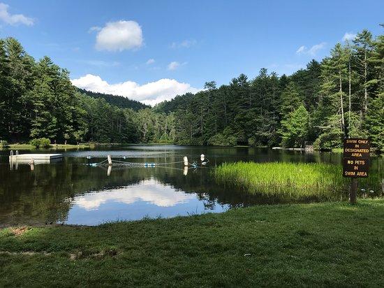 Cliffside Lake Recreation Area