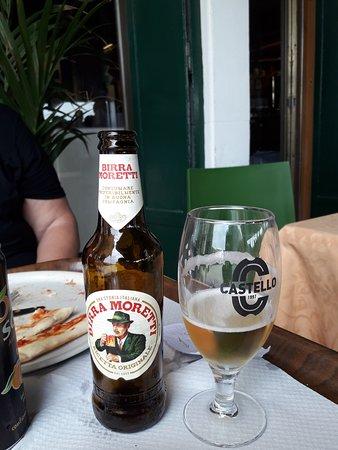 Caffe Internazionale: Bebida local