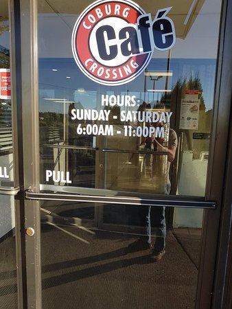Coburg Crossing Café: 20180712_042401_large.jpg