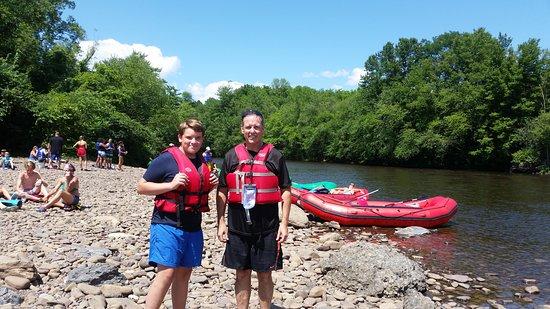 Lehighton, Pensilvanya: Whitewater Rafting with Extreme Adventure Travel and Poconos Bike Rentals and Outdoor Adventures
