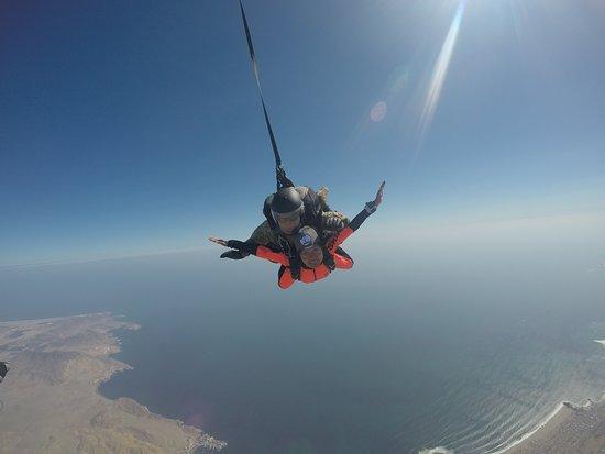 Skydive Inka Peru