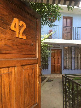 A Place to Stay, Boutique Hostel: Entrance