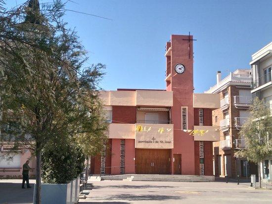 Esglesia de Sant Joan Baptista