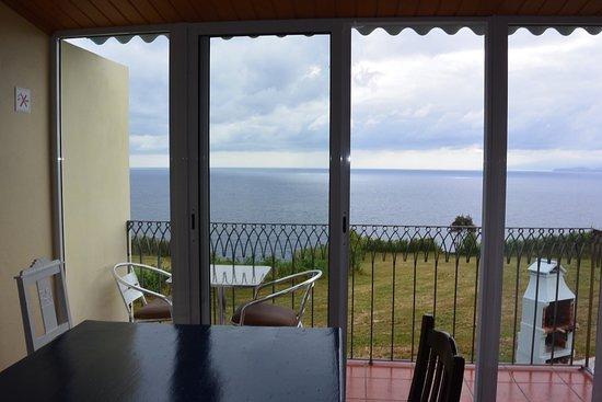 Santo Antonio, Portugalia: View from the kitchen