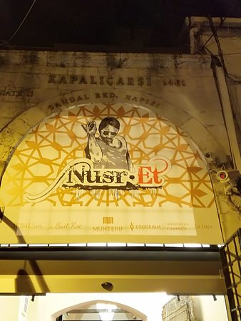 9d7c2dcb6bdf80 Dictator lover - Review of Nusr-Et Steakhouse Sandal Bedesteni ...