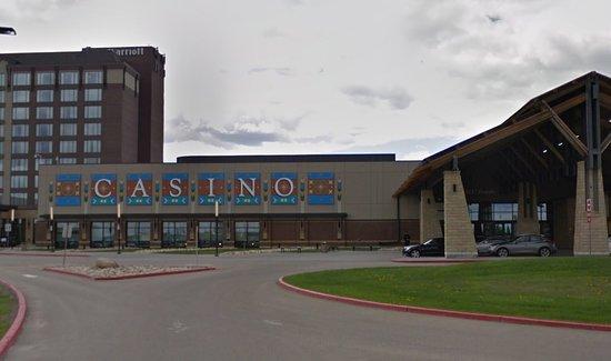 Stony Plain, Canada: Resort and casino