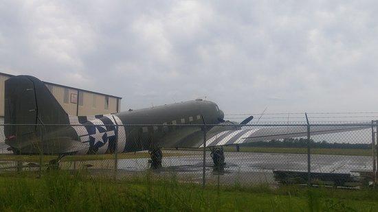 WW I I flight training Museum