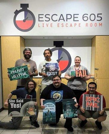 写真Escape 605枚