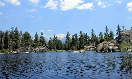 Mono Hot Springs, CA: Doris Lake