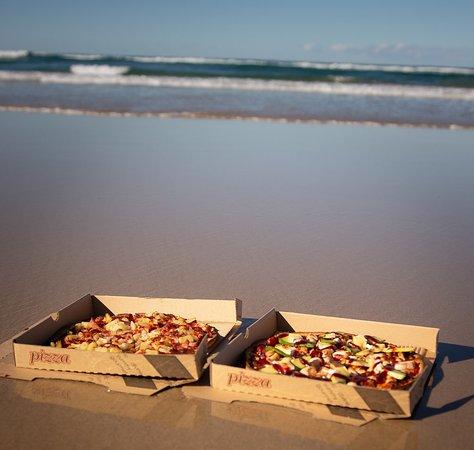 Pizzami Gourmet Pizza Bar: Takeaway