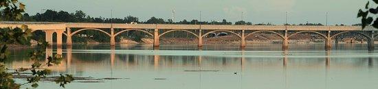 River Parks: bridge by Blue Rose