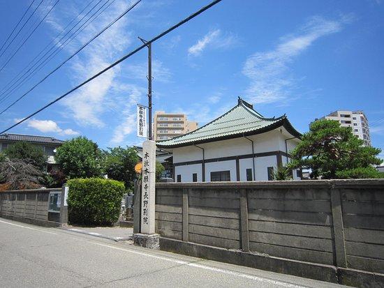 Hongan-ji Temple Nagano Betsuin