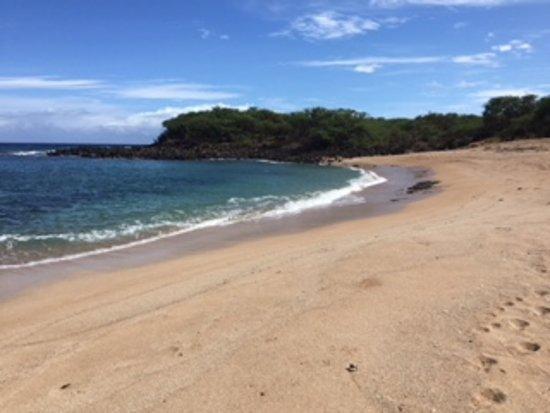 Maunaloa, HI: nice beach